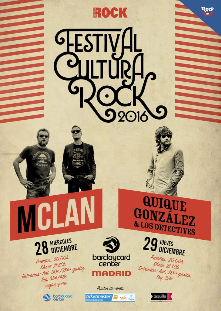 Cartel Festival Cultura Rock