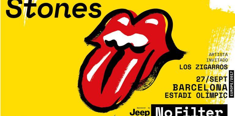 Los Zigarrosabrirán el concierto de The Rolling Stones en Barcelona